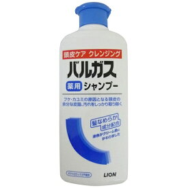 LION ライオン バルガス 薬用シャンプー(200ml)[シャンプー]【rb_pcp】