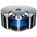 【送料無料】 ダイソン dyson ロボット掃除機 「Dyson 360 eye」 RB01 ニッケル/ブルー