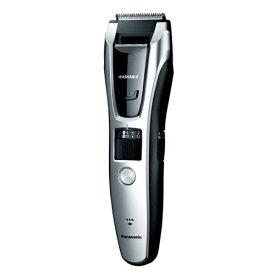 パナソニック Panasonic ≪国内・海外兼用≫[AC100-240V] ヒゲトリマー ER-GB74-S シルバー調[ERGB74S]