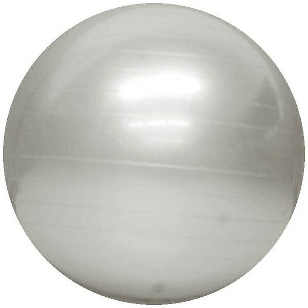 ラッキーウエスト バランスボール YOGA BALL(シルバー/φ55cm) LG-315