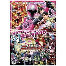 【送料無料】 東映ビデオ 手裏剣戦隊ニンニンジャー Vol.5 【DVD】【発売日以降のお届けとなります】