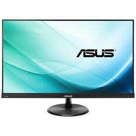 ASUS エイスース LEDバックライト搭載液晶モニター VCシリーズ ブラック VC279H [27型 /ワイド /フルHD(1920×1080)][VC279H]
