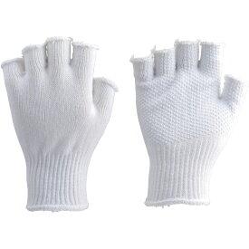 トラスコ中山 5本指出しすべり止め付手袋 TGF5
