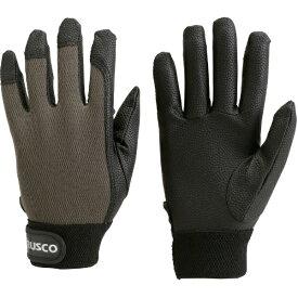 トラスコ中山 PU厚手手袋エンボス加工 OD S TPUGODS
