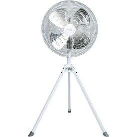 トラスコ中山 TFLHA-45S-W 業務用扇風機 ホワイト[TFLHA45SW]