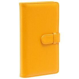 セキセイ SEKISEI ラポルタカードホルダー(カードサイズ120枚収容/オレンジ) LA6120