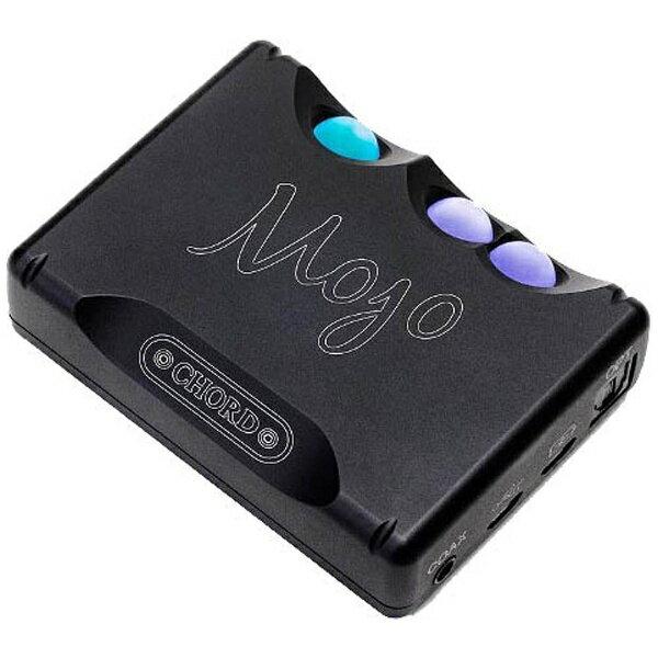 Chord Electronics コードエレクトロニクス 【ハイレゾ音源対応】ヘッドホンアンプ Mojo MOJO-BLK(ブラック)[MOJOBLK]
