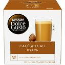 ネスレ日本 ドルチェグスト専用カプセル 「カフェオレ」(16杯分) CAL16001
