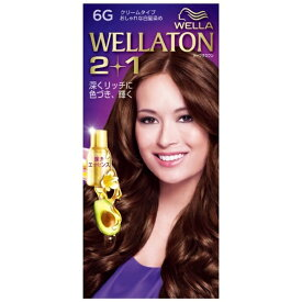 HFCプレステージ WELLATON(ウエラトーン) 2+1 クリーム 6G