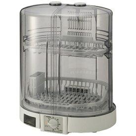 象印マホービン ZOJIRUSHI 食器乾燥機 グレー EY-KB50 [5人用][コンパクト EYKB50]《配送のみ》