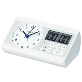 セイコー SEIKO 目覚まし時計 「セイコースタディタイム」 KR893W[KR893W]