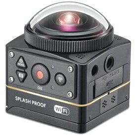 コダック Kodak SP360 4K 360°カメラ PIXPRO [4K対応 /防水+防塵+耐衝撃][SP3604K]
