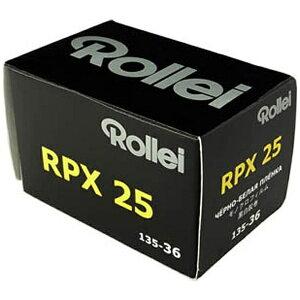 ROLLEI ローライ モノクロフィルムRPX 25 135-36 RPX2511[RPX2511]