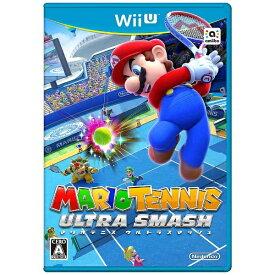 任天堂 Nintendo マリオテニス ウルトラスマッシュ【Wii Uゲームソフト】