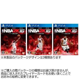 テイクツー・インタラクティブ Take-Two Interactive NBA 2K16【PS4ゲームソフト】[NBA2K16] 【代金引換配送不可】