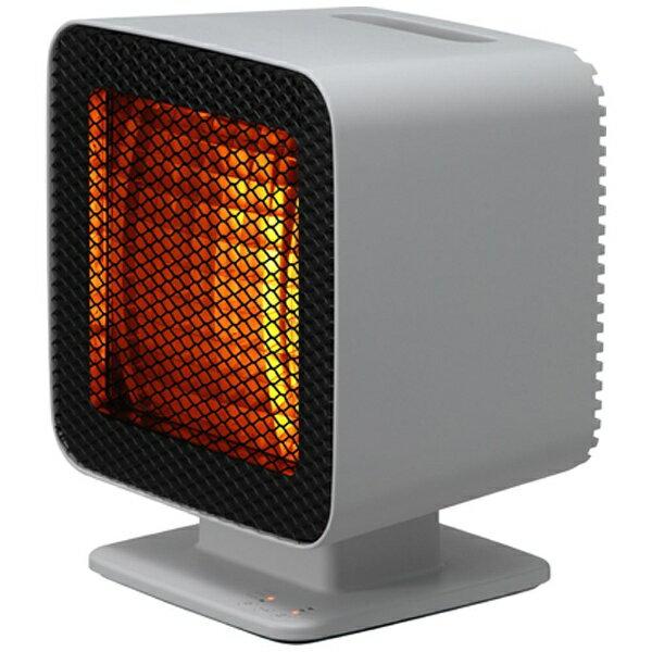 【送料無料】 プラスマイナスゼロ PLUS MINUS ZERO リフレクトヒーター (400W) XHS-Z310-LH ライトグレー