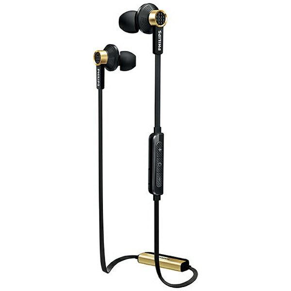 【送料無料】 フィリップス Bluetooth対応 カナル型イヤホン (ブラック) TX2BTBK[o-ksale]