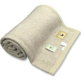 生毛工房 UMO KOBO カシミヤ毛布(ダブルサイズ/180×210cm)