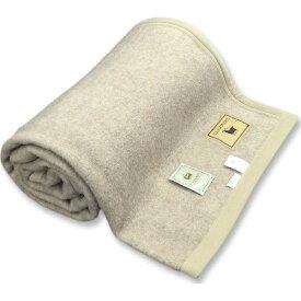 生毛工房 UMO KOBO カシミヤ毛布(シングルサイズ/140×200cm)