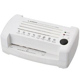 アスカ ASKA ラミネーター (ハガキサイズ) L203A6W(ホワイト)[L203A6W]