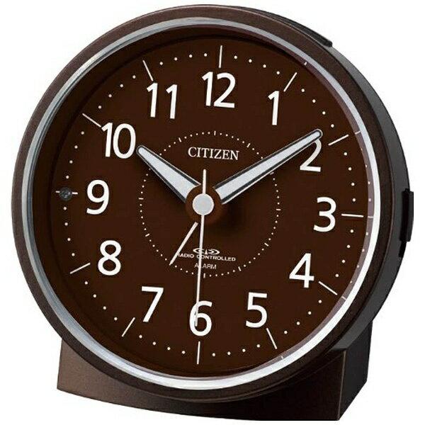 シチズン CITIZEN 電波目覚まし時計 「エフライトR435」 4RL435-006