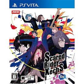 レッドエンタテインメント Red Entertainment スカーレッドライダーゼクス Rev.【PS Vitaゲームソフト】
