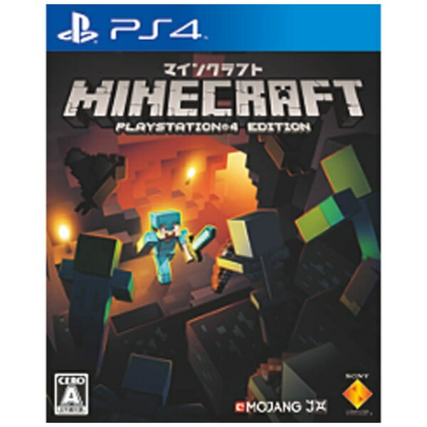 ソニーインタラクティブエンタテインメント Minecraft: PlayStation 4 Edition【PS4ゲームソフト】
