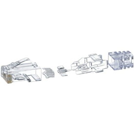 パンドウイット PANDUIT パンドウイット カテゴリ6 モジュラープラグ SP688−C (1袋100個)