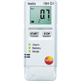 テストー Testo テストー 温度・湿度・衝撃用データロガ TESTO184G1[TESTO184G1]