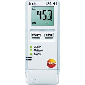 テストー Testo テストー 温度・湿度データロガ TESTO184H1[TESTO184H1]