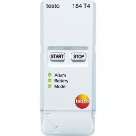 テストー Testo テストー 超低温用データロガ TESTO184T4[TESTO184T4]