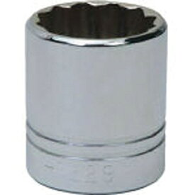 スナップオンツールズ Snap-on WILLIAMS 1/2ドライブ ソケット 12角 27mm JHWSTM−1227《※画像はイメージです。実際の商品とは異なります》