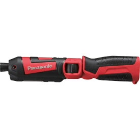 パナソニック Panasonic 充電スティックインパクトドライバー 7.2V 本体のみ レッド EZ7521X-R[EZ7521XR] panasonic