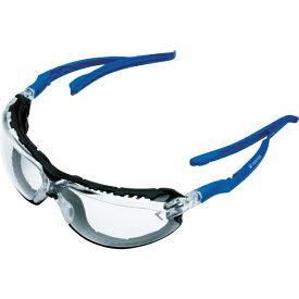ミドリ安全 MIDORI ANZEN ミドリ安全 二眼型 保護メガネ(クッションモールド付) VS−102F