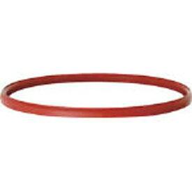 日東金属工業 NITTO KINZOKU KOGYO 日東 クリップ式密閉タンク用赤色シリコンパッキン 36サイズ CTH用 PQA−RE−36《※画像はイメージです。実際の商品とは異なります》