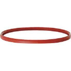 日東金属工業 NITTO KINZOKU KOGYO 日東 クリップ式密閉タンク用赤色シリコンパッキン 24サイズ CTH/CTB用 PQA−RE−24