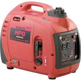 ワキタ WAKITA MEIHO エンジン発電機 HPG−900I HPG900I 【メーカー直送・代金引換不可・時間指定・返品不可】