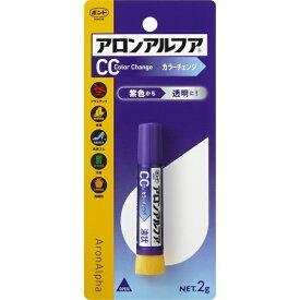 コニシ コニシ アロンアルファカラーチェンジ液状 05501