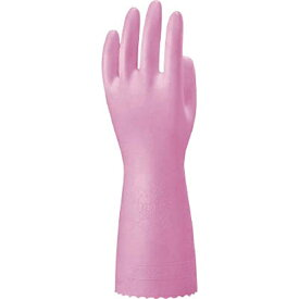 ショーワグローブ SHOWA ショーワ ナイスハンドミュー中厚手片手左1本Mサイズ ピンク NHMICK−L