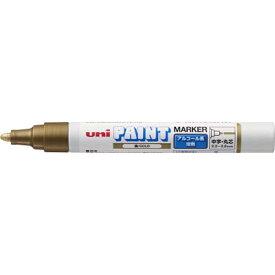 三菱鉛筆 MITSUBISHI PENCIL uni アルコールペイントマーカー 中字 銀 PXA200.26