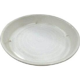 アイリスオーヤマ IRIS OHYAMA IRIS 鉢受皿中深型 ホワイト 14号 HUMD−14−W