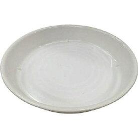 アイリスオーヤマ IRIS OHYAMA IRIS 鉢受皿中深型 ホワイト 12号 HUMD−12−W