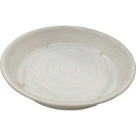 アイリスオーヤマ IRIS OHYAMA IRIS 鉢受皿中深型 ホワイト 10号 HUMD−10−W