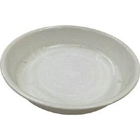 アイリスオーヤマ IRIS OHYAMA IRIS 鉢受皿中深型 ホワイト 9号 HUMD−9−W