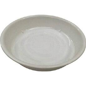 アイリスオーヤマ IRIS OHYAMA IRIS 鉢受皿中深型 ホワイト 8号 HUMD−8−W