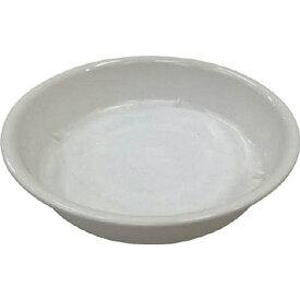 アイリスオーヤマ IRIS OHYAMA IRIS 鉢受皿中深型 ホワイト 7号 HUMD−7−W
