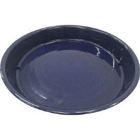 アイリスオーヤマ IRIS OHYAMA IRIS 鉢受皿中深型 ダークブルー 14号 HUMD−14−BL