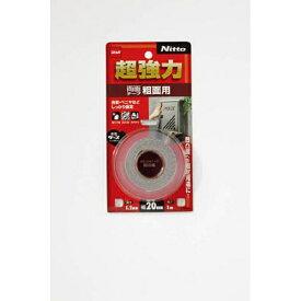 ニトムズ Nitoms ニトムズ 超強力両面テープ粗面用20×1 T4591
