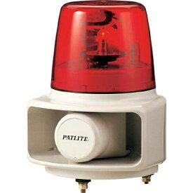 パトライト PATLITE パトライト ラッパッパホーンスピーカー一体型 RT−200A−R