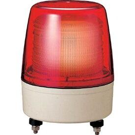 パトライト PATLITE パトライト 中型LEDフラッシュ表示灯 XPE−24−R